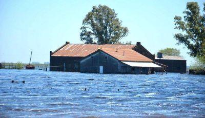 Las pérdidas por las inundaciones llegan a 1.400 millones de pesos