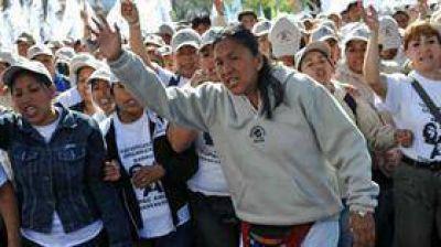 Fuerte presión internacional para liberar a Milagro Sala
