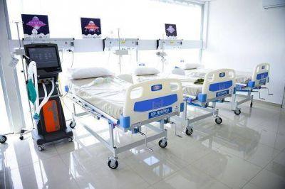 La UDPP de Savio adquirió un respirador de última generación