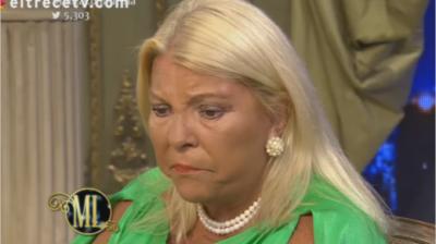 """Elisa Carrió: """"Detrás del caso Nisman hay dinero, negocios y muerte"""""""