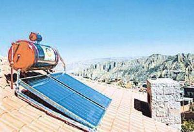 Instalarán una fábrica de calefones solares en la provincia de Corrientes