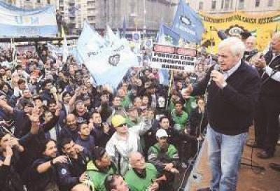 La UOM marchará el viernes por la emergencia social