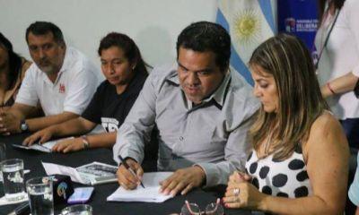 Buscarán que Pilar adhiera a un proyecto de Ley que prevé crear un salario social para trabajadores informales