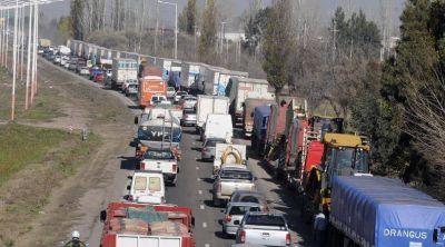 Avanza el plan para alejar los camiones del Gran Mendoza