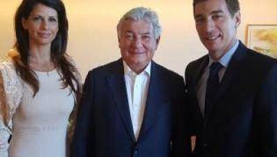 Santilli participa de la Conferencia Internacional de Alcaldes en Israel