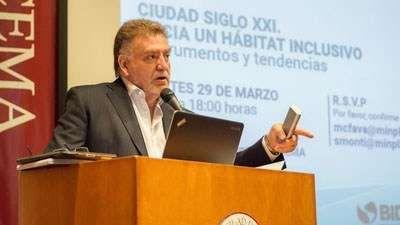 Casas desarrollará importante agenda con el Secretario de Vivienda de la Nación