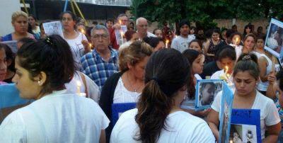 Vecinos de Yerba Buena marchan por el niño que murió aplastado por un árbol