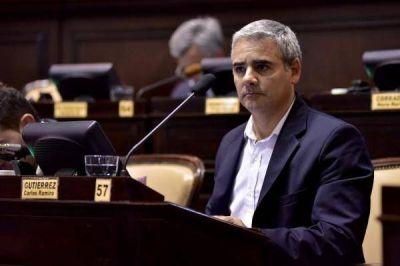 Gutiérrez con varios cuerpos de ventaja sobre Eslaiman para la vicepresidencia de Diputados