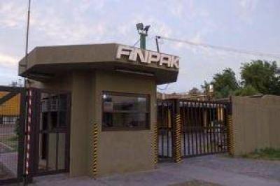 Crisis: FINPAK despidió a siete obreros tras las suspensiones