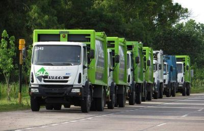 El reclamo de una cooperativa pone en riesgo la recolección de la basura