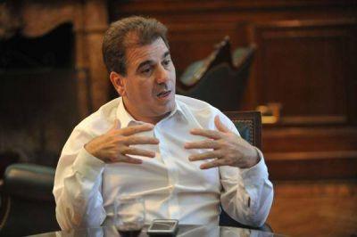 Tras el faltazo, Ritondo expone en la Legislatura bonaerense