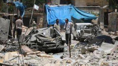 Bombardean un hospital en Alepo, el tercero en 24 horas