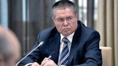 Detuvieron al ministro de Economía acusado de corrupción