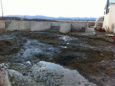 Avanzan las licitaciones para obras de saneamiento en Ushuaia