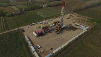 En Allen fijan zonas para la explotación de gas y petróleo