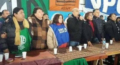 Gremios de Jujuy pidieron a la Iglesia que los reciba el gobernador