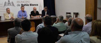 Todos los actores políticos de la ciudad accionarán contra los reembolsos a puertos patagónicos