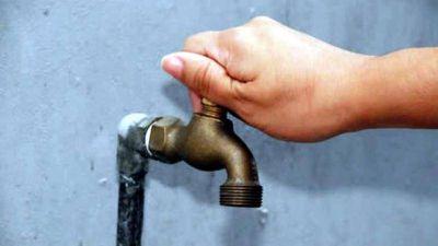 Vecinos de Villa Harding Green y 17 de Agosto están sin agua desde hace tres días