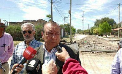 Sánchez anunció inversión de $120 millones para asfalto