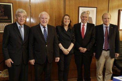 La provincia de Santa Fe busca explorar mercados en el Pacífico a través de Chile