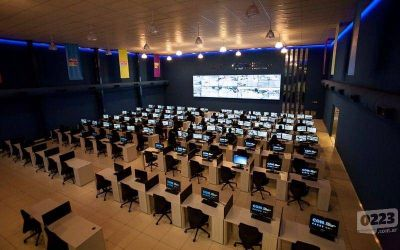 Cámaras de seguridad: aplican millonaria multa a Global View