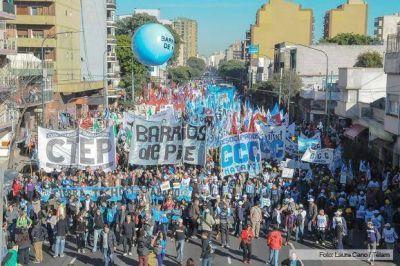 La marcha por la emergencia social ya tiene consigna y oradores