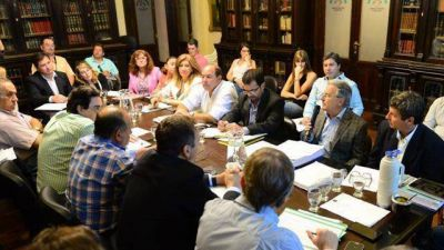 Presupuesto: ministros de Bordet respondieron a diputados