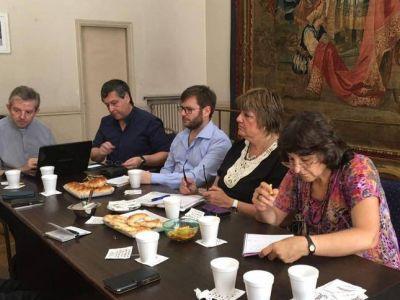 Reunión de trabajo de Secretarios de Comisiones Episcopales