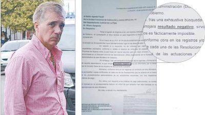 Lavado de activos en la era Scioli: desaparecieron 30 expedientes
