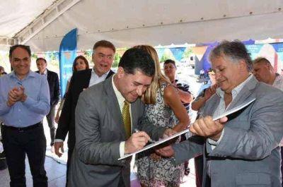 Nación comprometió los 30 mejoramientos habitacionales para las familias del barrio Yacampis