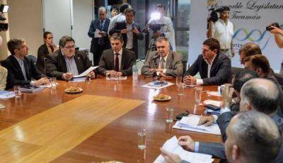 Se realizó la primera reunión oficial de la comisión de reforma política y electoral de Tucumán