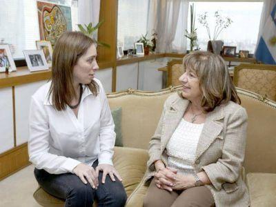 Falbo le presentó la renuncia a la gobernadora Vidal