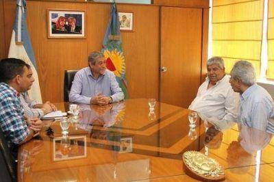 El municipio de Avellaneda y la UOM acordaron el desarrollo de medidas concretas para sostener el empleo