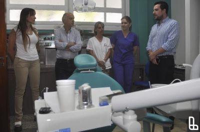 Nuevos sillones odontológicos para unidades sanitarias de Lanús