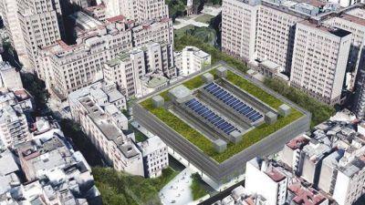 Cómo será el nuevo Hospital de Clínicas, que se construirá a metros del actual