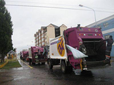 Camioneros preocupados por la fuente de trabajo
