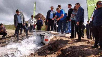 Sierra Grande ya no padecerá más problemas con el agua