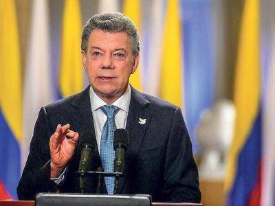 Santos pone en marcha un nuevo pacto
