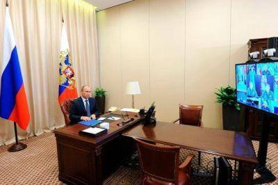 Detuvieron al ministro de economía por corrupción y Putin lo destituyó