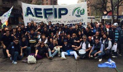 Gremio de AFIP reclama presupuesto y una política tributaria progresiva