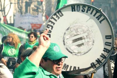 ATE se endurece y ya definió mas paros nacionales y movilizaciones a Plaza de Mayo