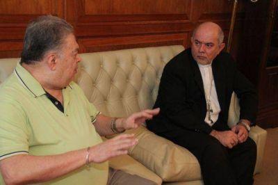 El arzobispo Dus visitó NORTE con motivo del cierre del Año de la Misericordia