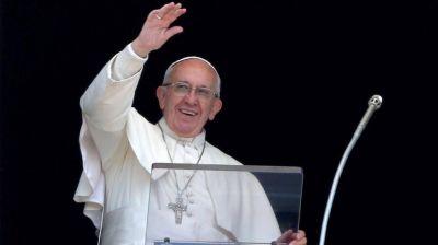 El Papa y Gabriela Michetti mantienen hoy una audiencia privada