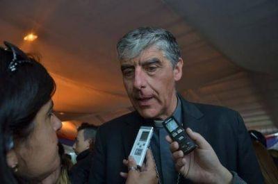 Mons. D Annibale habló sobre la denuncia contra un sacerdote por supuesto abuso sexual