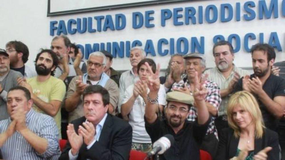 Piden el juicio académico a Fernando Esteche para expulsarlo de la Universidad de La Plata