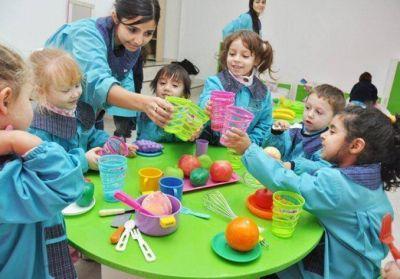 Aprueban el proyecto para hacer obligatoria la sala de tres años en los jardines