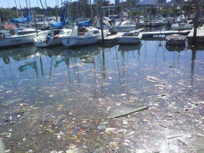 Obra Arroyo del Barco: advierten posible contaminación