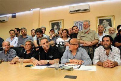 La CGT y los movimientos sociales ratificaron marcha por una ley de emergencia social y laboral