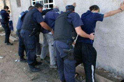 Denuncian el crecimiento de detenciones arbitrarias en la Provincia