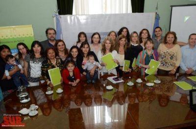 Salud presentó el proyecto de ley de seguimiento de los bebés prematuros